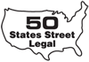 This part has the Fifty State Street Legal icon