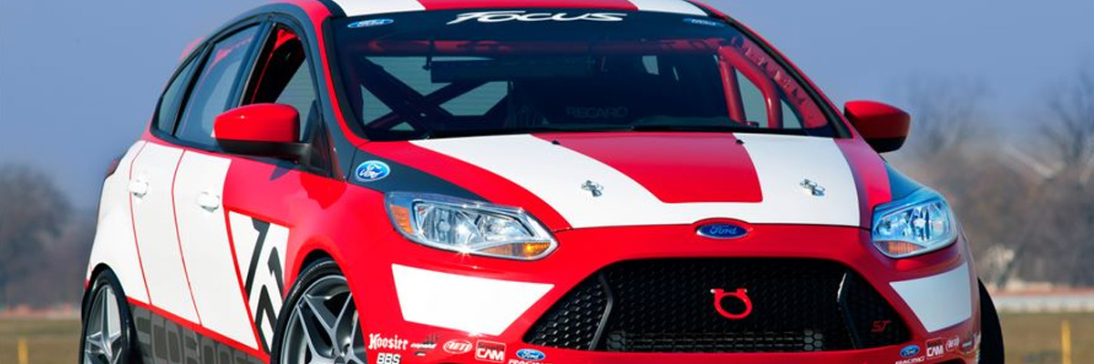 focus in on performance with the ford performance focus st r. Cars Review. Best American Auto & Cars Review