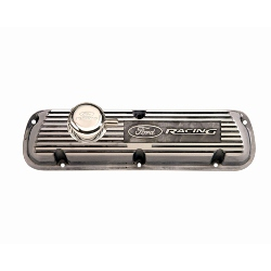 Black Satin Small Block 427 Valve Cover Part Details For