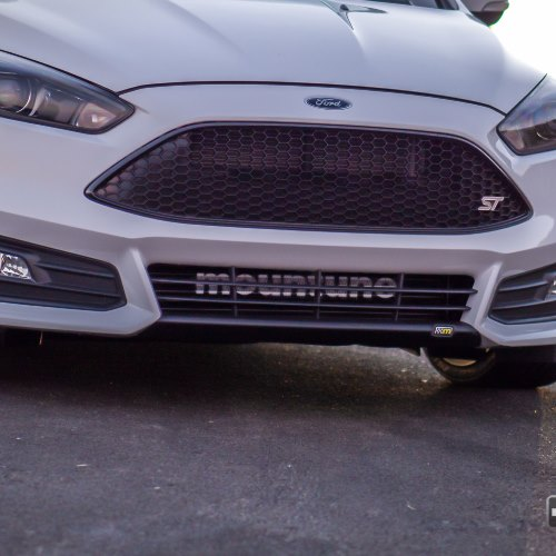 2015 Ford Focus St Suspension: 2015-2017 FOCUS ST MOUNTUNE LOWER CHIN SPOILER