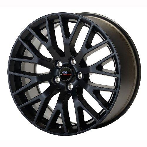 2015 2018 mustang gt performance pack rear wheel 19 x 9 5 matte black part details for m. Black Bedroom Furniture Sets. Home Design Ideas