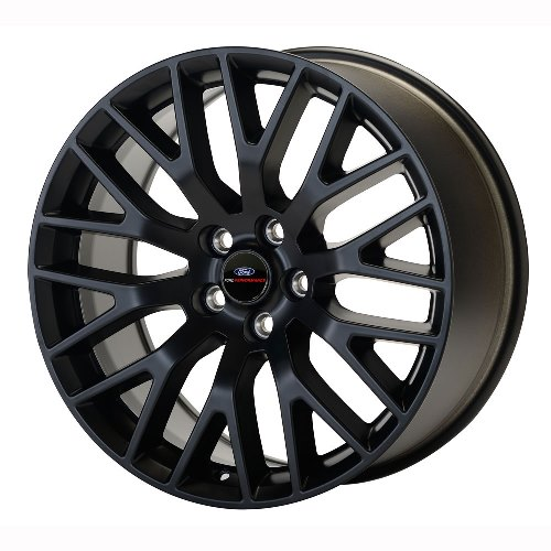 "2015-2018 MUSTANG GT PERFORMANCE PACK FRONT WHEEL 19"" X 9"" - MATTE BLACK"