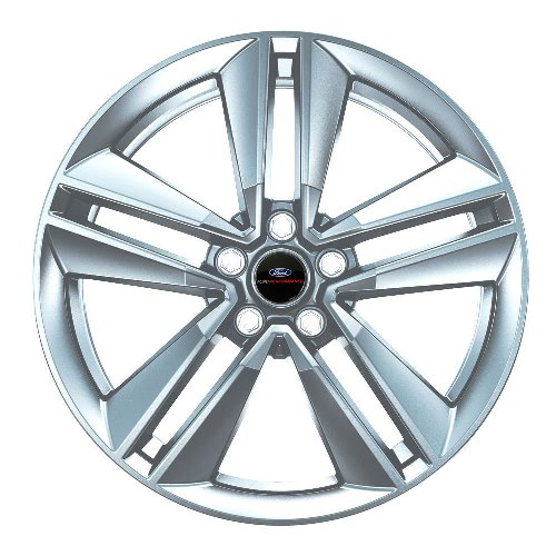 "2015-2018 MUSTANG ECOBOOST PERFORMANCE PACK WHEEL 19"" X 9"" - SPARKLE SILVER"