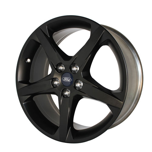 "2012-2017 FOCUS ST  WHEEL 18""  X 8"" - MATTE BLACK"