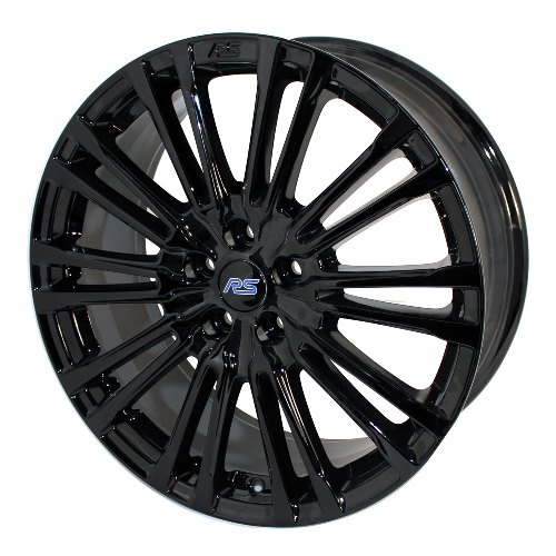 "2016-2018 MK3 FOCUS RS 19"" X 8"" WHEEL - GLOSS BLACK"