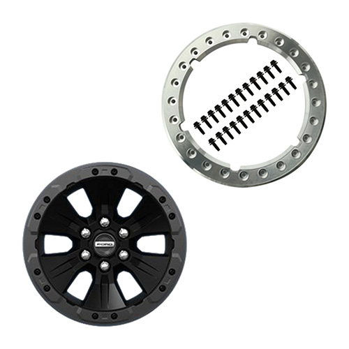 2017-2018 F-150 RAPTOR BEAD-LOCK WHEEL KIT
