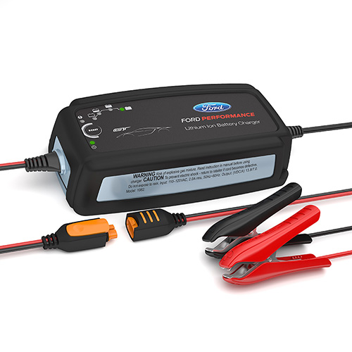 Ford Gt Battery Charger Kit Us Spec Part Details For M 10665 A Performance Parts