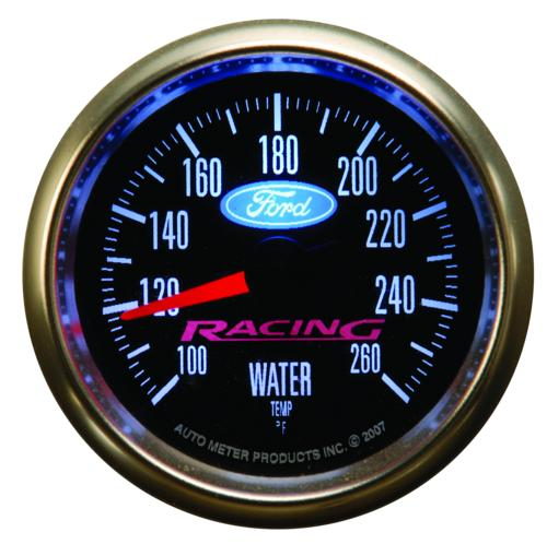 FORD RACING COMPETITION GAUGES