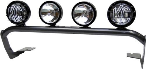 "6"" ROUND AUXILIARY HALOGEN LIGHTS"