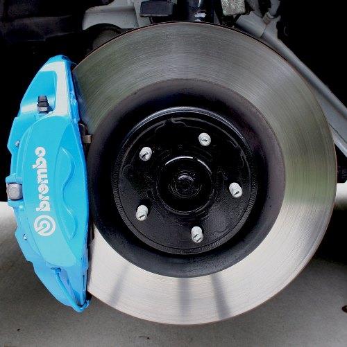 2013-2018 focus st performance front rs brake upgrade kit| part ...