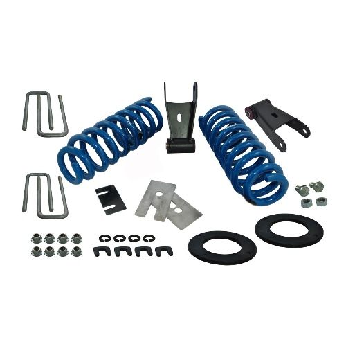 2015-2019 F-150 COMPLETE LOWERING KIT| Part Details for M