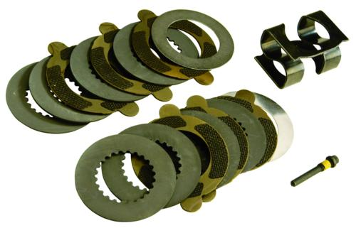 "8.8"" TRACTION-LOK REBUILD KIT WITH CARBON DISCS"