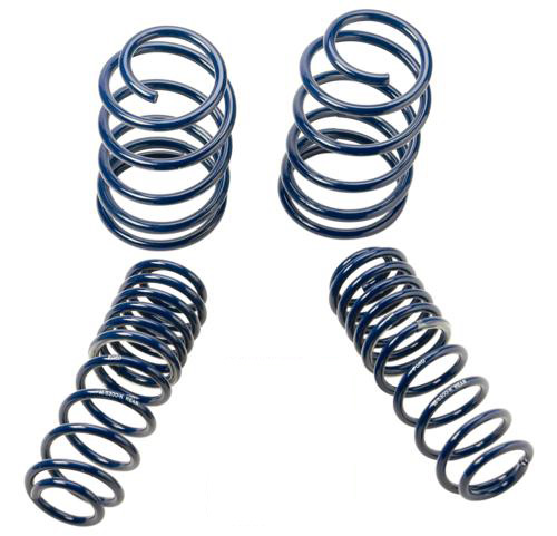 2005-2014 MUSTANG GT COUPE STREET LOWERING SPRINGS