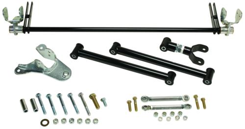 2010-2013 COBRA JET REAR SUSPENSION KIT