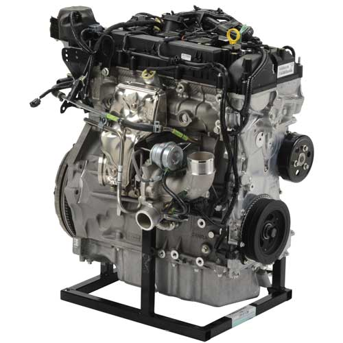 20l I4 Ecoboost Crate Engine Kit Part Details For M600720t