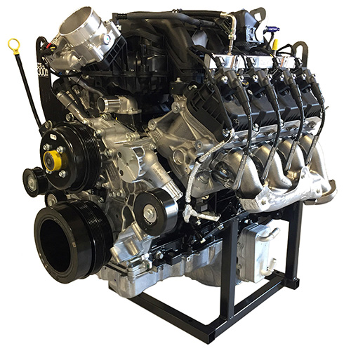 7 3l V8 430hp Super Duty Crate Engine Part Details For M 6007 73 Ford Performance Parts