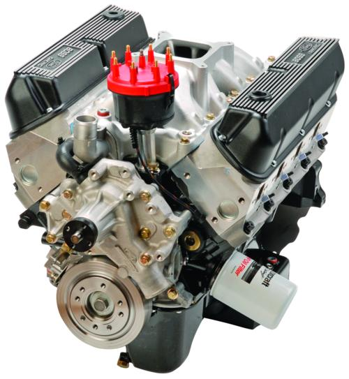 347 CUBIC INCHES 450 HP CRATE ENGINE REAR SUMP