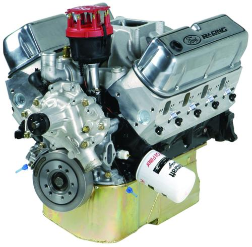302-347 CID SMALL BLOCK – 415HP SEALED CRATE ENGINE ASSEMBLY