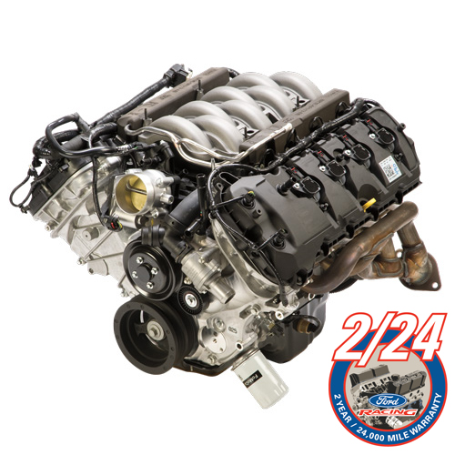 5.0L 4V COYOTE 420 HP MUSTANG CRATE ENGINE REPLACED BY M-6007-M50A