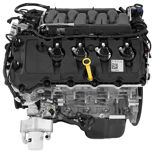 Gen 2 5 0l Coyote 435hp Mustang Automatic Transmission Crate Engine