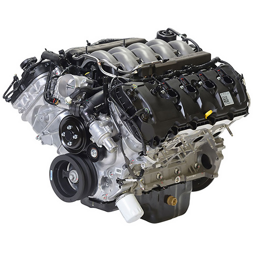 50l Coyote 435 Hp Mustang Crate Engine Part Details For M6007