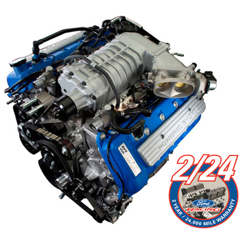 5 4l Mustang Svt Supercharged Engine Part Details For M 6007 M54 Ford Performance Parts