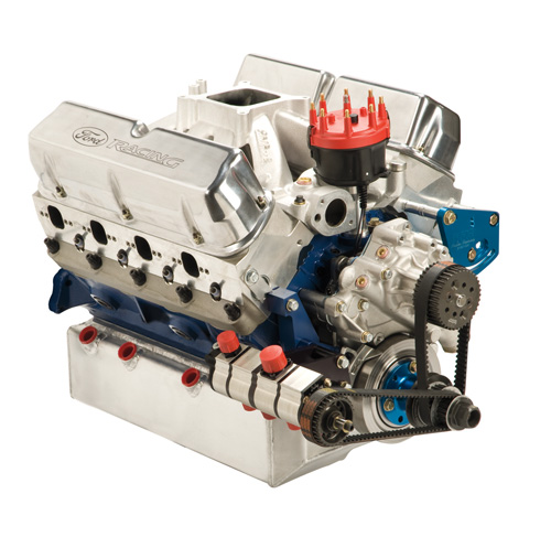 374 CUBIC INCHES 590 HP SEALED RACING ENGINE