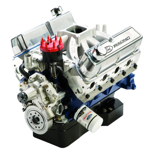 374 CUBIC INCH 540 HP SEALED RACING ENGINE