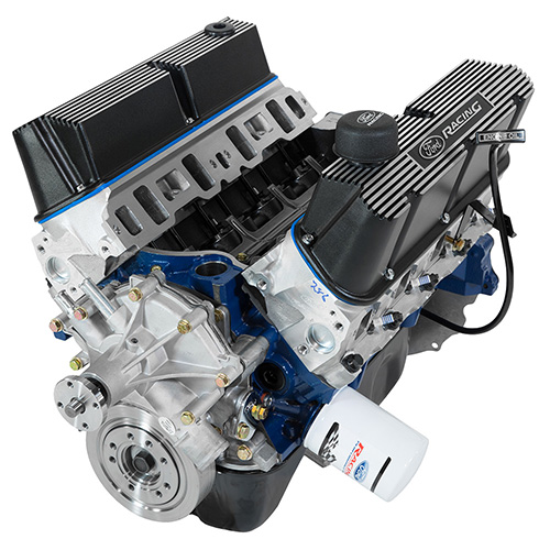 "302 CUBIC INCH 340 HP BOSS CRATE ENGINE WITH ""E"" CAM"