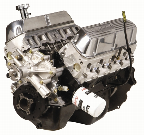 5.0L/302–345HP GT-40 ALUMINUM HEAD FORD RACING PERFORMANCE CRATE ENGINE ASSEMBLY