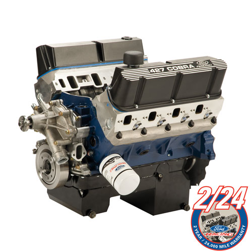 427 CUBIC INCH 535 HP CRATE ENGINE REAR SUMP
