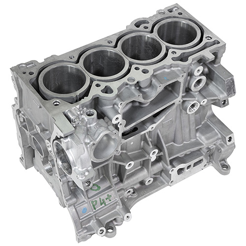 2 3l ecoboost mustang engine block part details for m for Ford motor company phone directory
