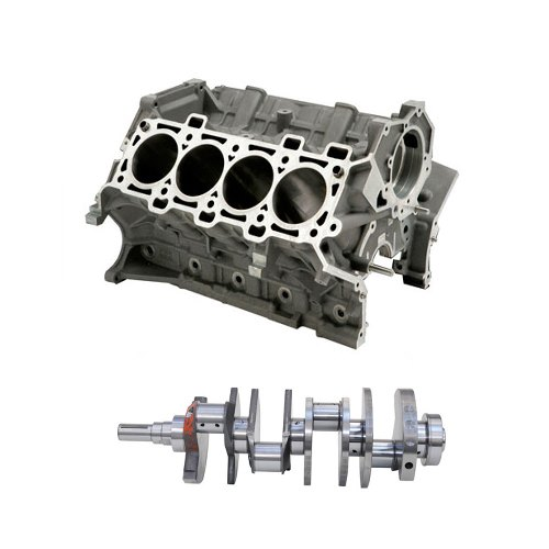 5.0L COYOTE BLOCK AND CRANK BUNDLE