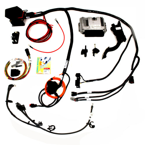 M 6017 20T control pack focus st 2 0l ecoboost manual transmission part Ford Wiring Harness Kits at n-0.co