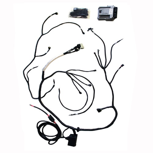 Ecoboost wiring harness on control pack 2013 2016 3 5l ecoboost manual transmission part Toyota Wiring Harness Diagram Model A Wiring Harness