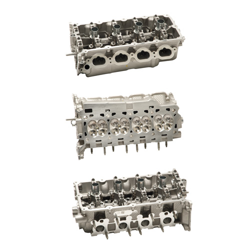 BOSS 302R RH CYLINDER HEAD ASSEMBLY