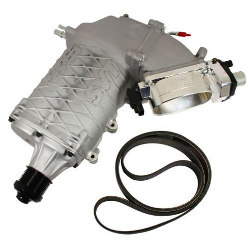 20072012 Gt500 23l Tvs Supercharger Tuner Kit W Scj Throttle