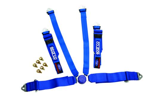 MUSTANG FR500C  6-POINT SAFETY HARNESS