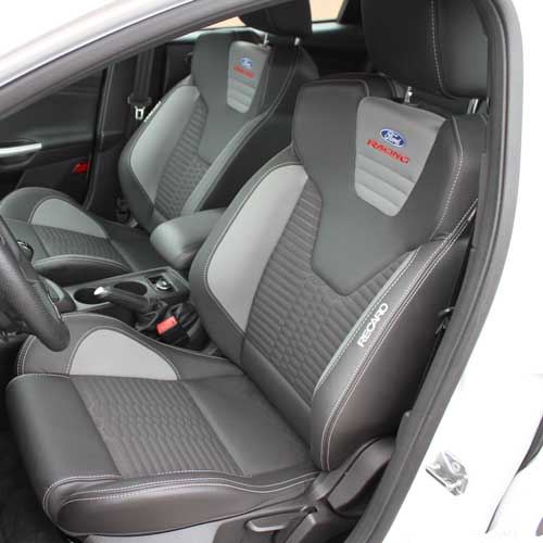 2013 2014 ford racing recaro focus st seats part details for m 63660005 fs ford performance. Black Bedroom Furniture Sets. Home Design Ideas