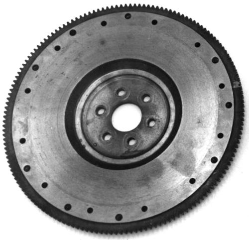 Ford Racing M-6375-N427 Billet Steel 184-Teeth Manual Transmission Flywheel