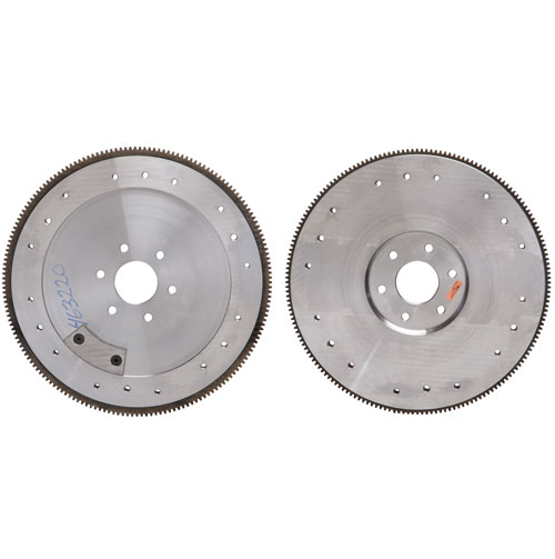 MANUAL TRANSMISSION FLYWHEEL BILLET STEEL 176T 24.2 OZ-IN.