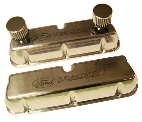 CIRCLE TRACK VALVE COVERS