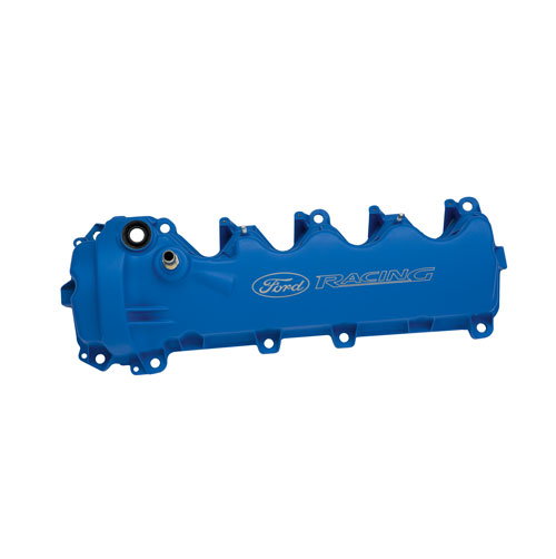 BLUE FORD RACING COATED 3-VALVE CAM COVERS