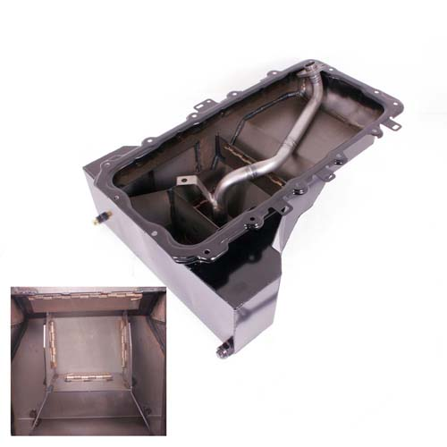 2011-2017 5.0L COYOTE 4V TI-VCT RACE OIL PAN
