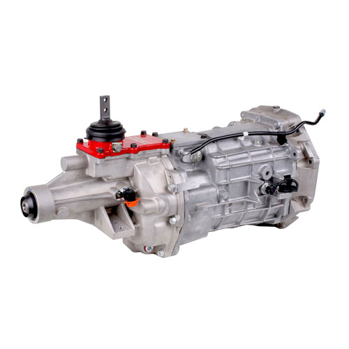 TREMEC 6-SPEED TRANSMISSION (2.66 1ST GEAR/26 SPLINE)