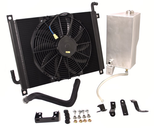 2010 COBRA JET SUPERCHARGER INTERCOOLER KIT