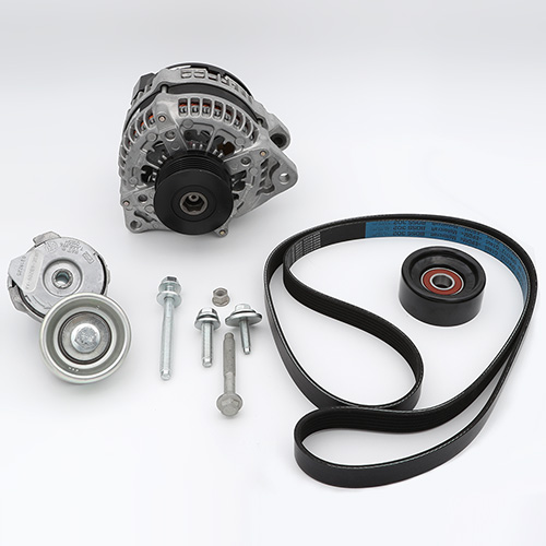 HIGH OUTPUT ALTERNATOR KIT COYOTE 5.0