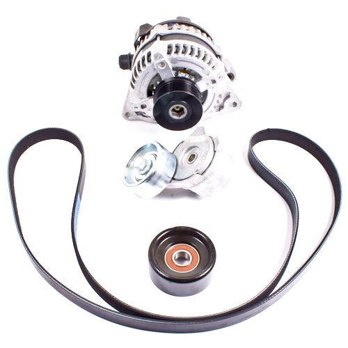 M 8600 M50BALT mustang boss 302 alternator kit part details for m 8600 m50balt Ford Alternator Wiring Diagram at bayanpartner.co