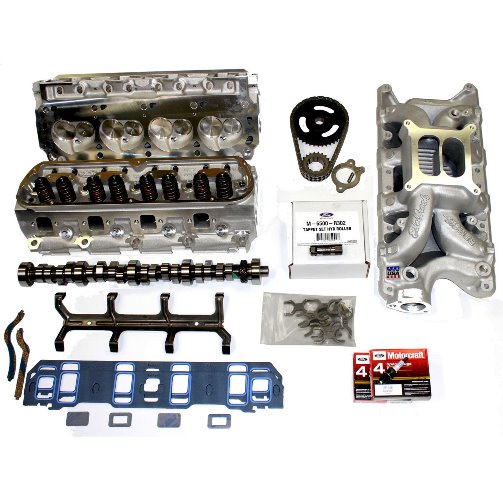 Ford Performance Xbe Top End Power Pack Part Details For M9000
