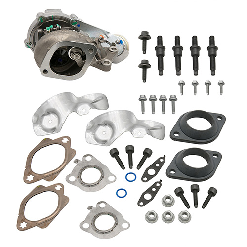 2013-2016 F-150 3.5L TWIN TURBO UPGRADE KIT